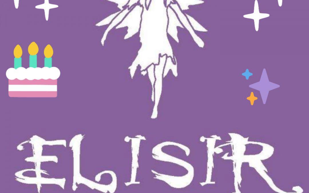 Il centro Elisir festeggia 10 anni di attività!