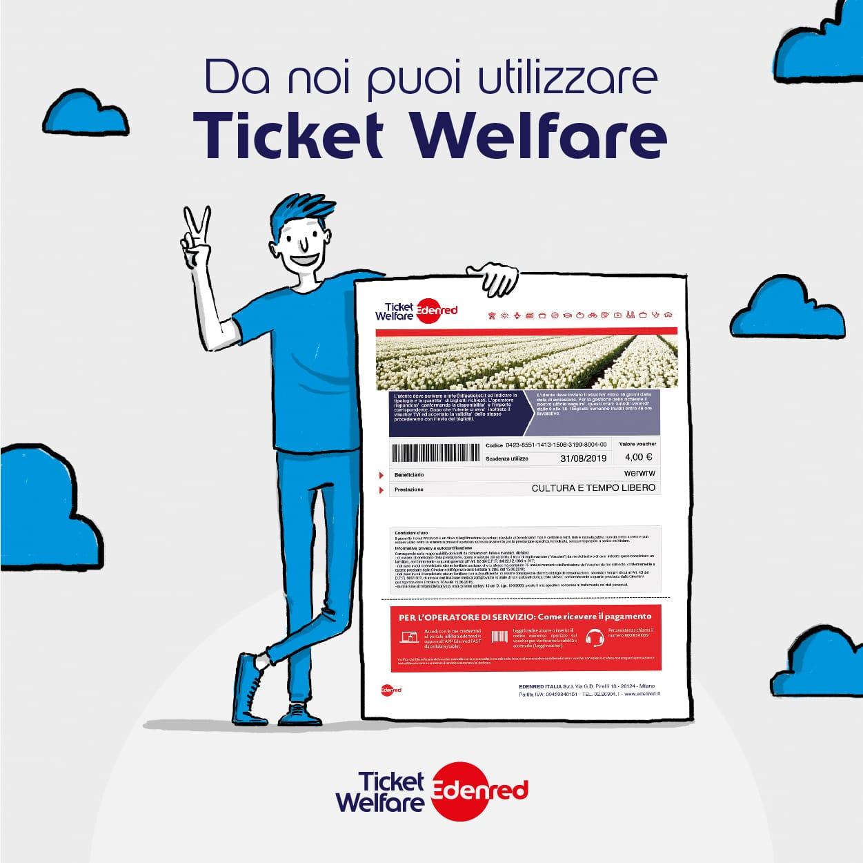 ticket welfare roteglia